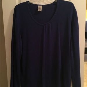 Blue sweater. Size 4x